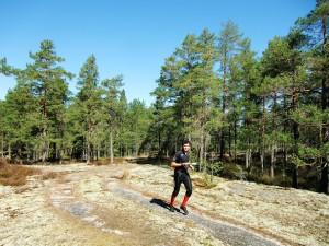 International orienteering event.