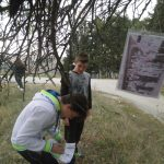 School orienteering photos
