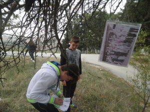 School orienteering photos