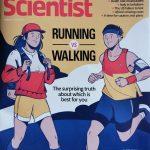 Is it better for your health to run or walk? Running, walking and Orienteering during the era of corona virus. Είναι καλύτερα για την υγεία σας να τρέξετε ή να περπατήσετε; Τρέξιμο, περπάτημα και προσανατολισμός στην εποχή του κορονοϊού.